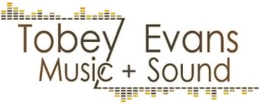 Tobey B Evans - Music, Sound and Audio :)